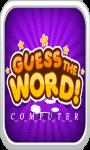 Word Guessing game screenshot 1/4