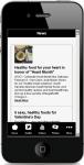 Healthy Food Recipes 2 screenshot 2/4