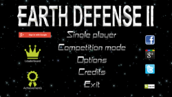 Earth defense 2: Apocalypse screenshot 1/5