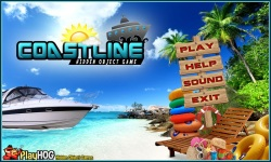 Free Hidden Object Games - Coastline screenshot 1/4