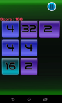 Numbers Puzzle 1024 screenshot 1/6
