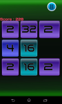 Numbers Puzzle 1024 screenshot 2/6