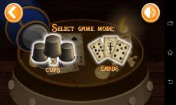 Cards Shell Games screenshot 1/1