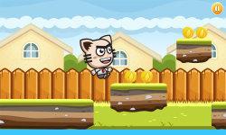 Naughty Kitty Run screenshot 2/4
