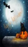 Bat Cat Halloween LWP screenshot 3/3