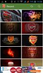 Arsenal Logo Wallpaper HD screenshot 1/3