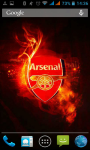 Arsenal Logo Wallpaper HD screenshot 2/3