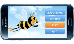 Queen Bee Adventure screenshot 1/5