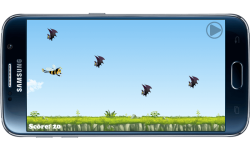Queen Bee Adventure screenshot 2/5