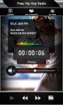 Free Hip Hop Radio screenshot 3/6