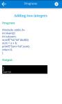 C Program screenshot 2/4