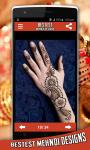 Bestest Mehndi Designs screenshot 3/5