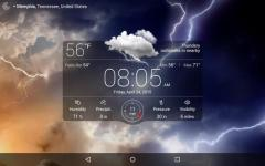 Weather Live ordinary screenshot 4/6