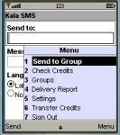 KalaSMS v2 Pro screenshot 1/1