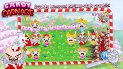 Candy Carnage screenshot 2/6