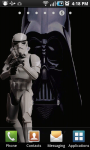 Star Wars Dark Side Live Wallpaper screenshot 2/2