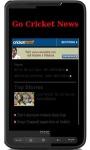 Cricket News By Jumboo screenshot 1/2