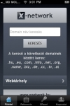 X-Network screenshot 1/1