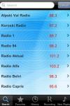 Radio Slovenia - Alarm Clock + Recording / Radio Slovenija - budilka + snemanje screenshot 1/1