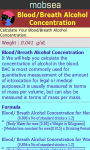 Blood Breath Alcohol Concentration screenshot 3/3