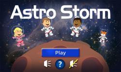 Astro Storm Free screenshot 1/3