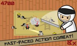 Angry Killer Ninja screenshot 1/5