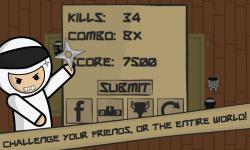 Angry Killer Ninja screenshot 4/5