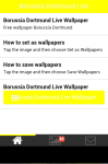 Borussia Dortmund Live Wallpaper screenshot 2/6