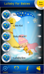 Free Lullaby For Babies screenshot 2/5