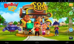 BoboiBoy Live Wallpaper screenshot 3/6