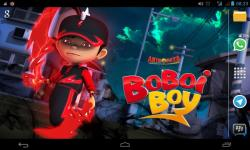 BoboiBoy Live Wallpaper screenshot 5/6