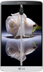 Rose  Roses zipper lock screen screenshot 1/4