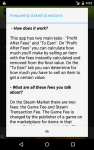 Market Fee Calculator for Steam screenshot 4/4