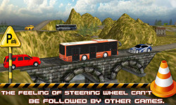 Hill Climb Bus parking screenshot 1/3
