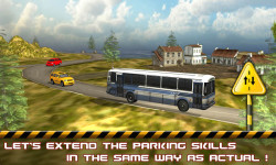 Hill Climb Bus parking screenshot 2/3