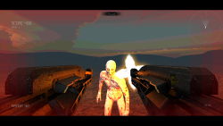 Kill The Zombies : Cold Planet Z screenshot 1/4