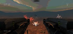 Kill The Zombies : Cold Planet Z screenshot 2/4