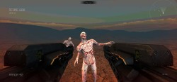 Kill The Zombies : Cold Planet Z screenshot 3/4