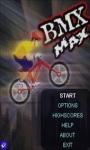 BMX Max Lite screenshot 1/3