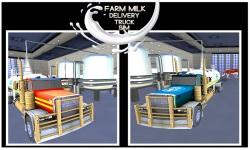 Farm Milk Delivery Truck Sim screenshot 4/5
