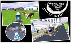 Farm Milk Delivery Truck Sim screenshot 5/5
