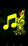 MP3 Music player Android screenshot 1/5