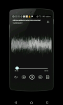 MP3 Music player Android screenshot 2/5