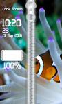 Fish Zipper Lock Screen screenshot 4/6