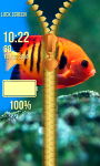 Fish Zipper Lock Screen screenshot 5/6