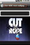 Cool Cut the Rope Wallpapers screenshot 2/2