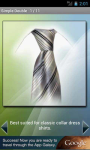 How to Tie a Tie screenshot 2/4