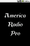 American  Radio  Pro screenshot 1/3
