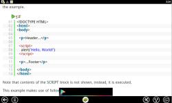 JavaScript Tutorial screenshot 3/3