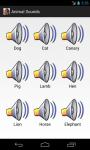 Animal sounds  dog cat pig screenshot 1/2